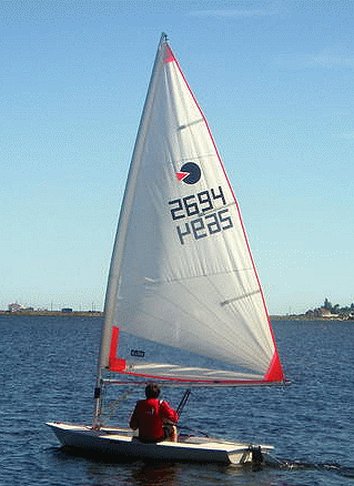 byte sailboat